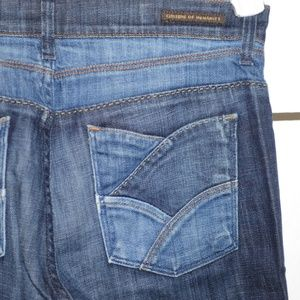 Citizens of humanity womens Hilton jeans size 27